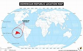World Map Dominican Republic | Map Of Zip Codes