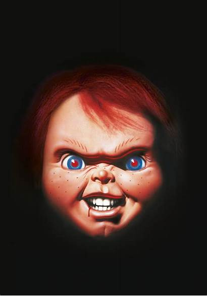 Play Childs Poster Chucky Child Textless Hi