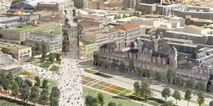 Rue De La Faiencerie Bordeaux : bordeaux bient t une rue pi tonne et commer ante de la gare au fleuve sud ~ Nature-et-papiers.com Idées de Décoration