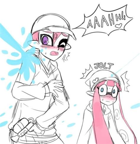 splatoon  hairstyles tumblr