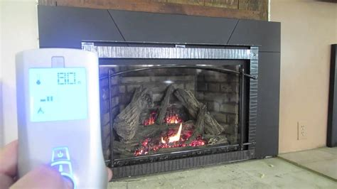 How To Use Fireplace - how to use my remote for my gas fireplace tutorial