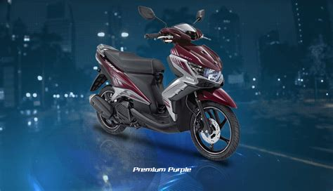 » 2014 Yamaha Gt125 Premium Purple At Cpu Hunter