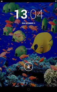 Animated Aquarium Wallpaper For Mobile