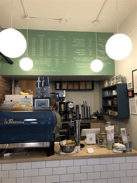 · 29 outstanding coffee shops in nyc 1. Very cute coffee shop -- good to grab a drink or quick ...