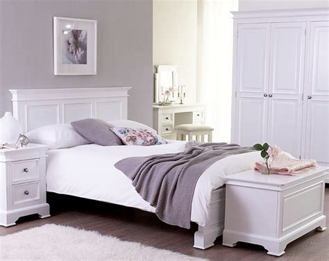 The Right White Bedroom Furniture
