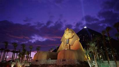 Vegas Las Pyramids Sphinx Casino Hotel Nevada