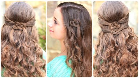 Gorgeous Easy Hairstyle Ideas For Spring Days