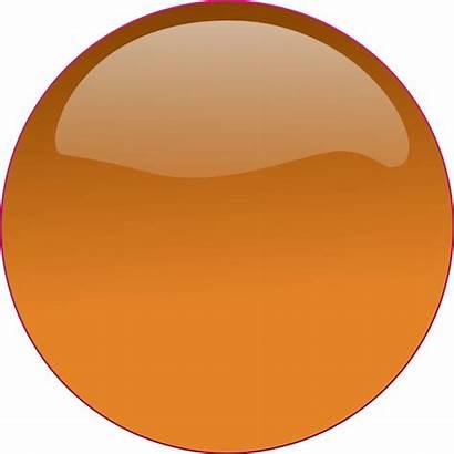 Brown Circle Button Clipart Beige Clip Transparent