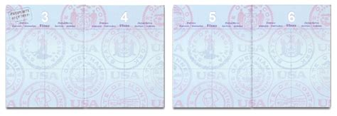 passport  standard passport custom passport invitations
