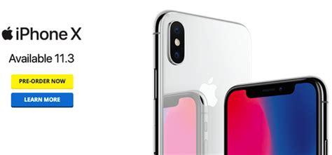 Best Buy Iphone X Best Buy Canada Launches Online Iphone X Pre Orders