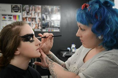 school for makeup artist 17 best images about cmc student work on