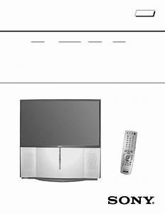 Sony Kp-65wv700