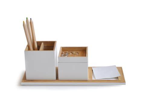 accessoir de bureau accessoires de bureau en bois