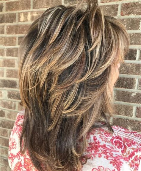 Medium Length Hairstyles For In Their 50s by 60 Most Universal Modern Shag Haircut Solutions