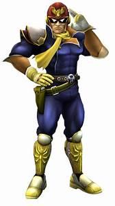 Captain Falcon - Smashpedia, the Super Smash Bros. wiki.