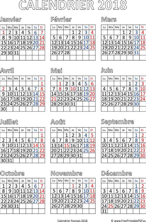 calendrier  francais   calendar printable