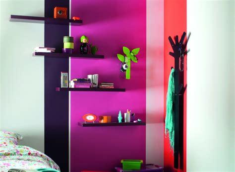 idees pour habiller  mur les couleurs  les
