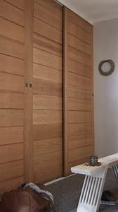 Portes Coulissantes Pour Placard : des portes de placard coulissantes leroy merlin ~ Melissatoandfro.com Idées de Décoration