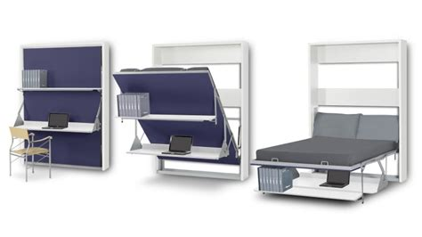 etagere rangement bureau lit bureau pliable 2 places matrix gagnez du rangement