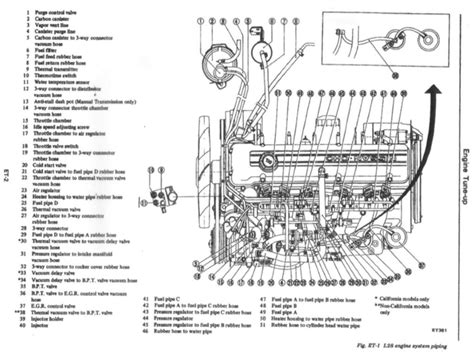 280zx Engine Diagram by Vacuum Hose Schematic Engine And Drivetrain The