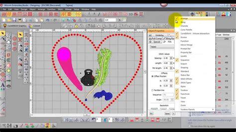 wilcom embroidery apparel decoration design software