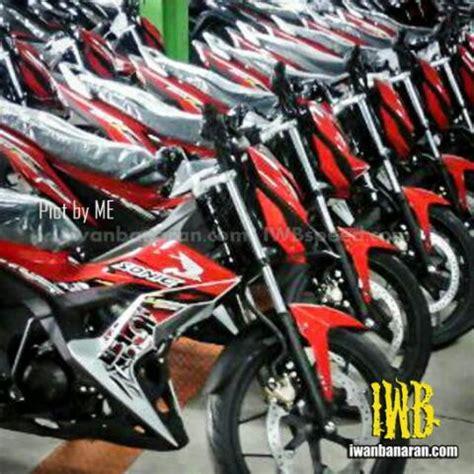 Honda Sonic 150r Hd Photo by Honda Sonic 150r Warna Merah Sudah Mulai