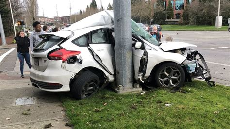 Police On Scene Of Three-vehicle Deadly Crash In Hillsboro