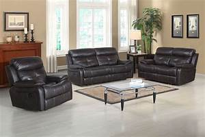 Metro jordan java power reclining living room set from for Jordan s furniture living room