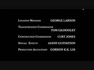 Grey's Anatomy Season 4 End Credits - YouTube