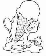 Ice Cream Coloring Casper Drawing Colorir Desenhos Cone Ausmalbilder Eis Ausmalbild Imprimir Sorvetes Ghost Eiscreme Halloween Getdrawings Infantil Colorare Desenho sketch template