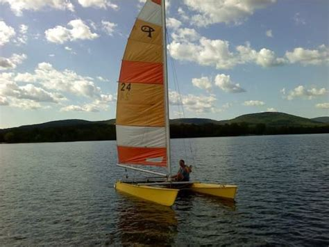 Used Catamaran Boat Trailer For Sale by Catamaran Sailboat Trailer Boats For Sale