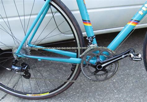 Cagnolo Athena Cassette 11 Speed by Dave Moulton S Dave Moulton S Bike My New