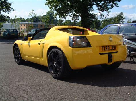 2003 Vauxhall Vx220 Pictures Cargurus