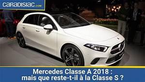 Mercedes Abgasskandal 2018 : pr sentation mercedes classe a 2018 mais que reste t il ~ Jslefanu.com Haus und Dekorationen