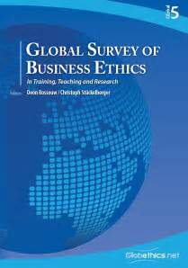 Global Business Ethics