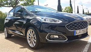 Ford Fiesta Vignale : introducing the all new ford fiesta fully loaded with b o play ~ Melissatoandfro.com Idées de Décoration