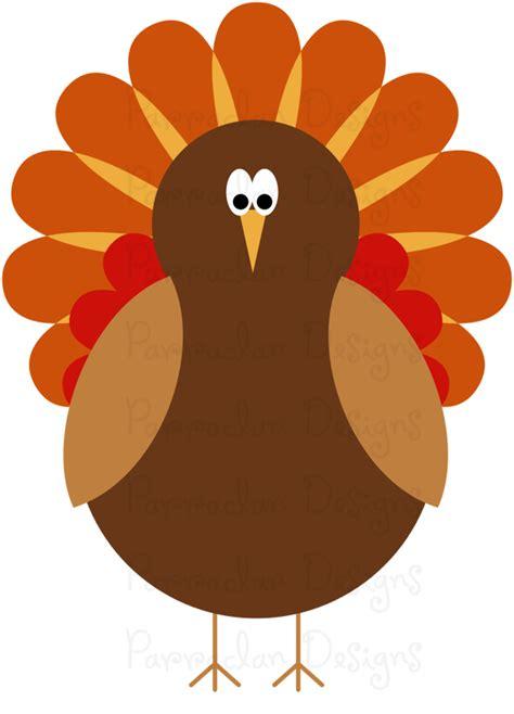Happy Thanksgiving Turkey Clip Art