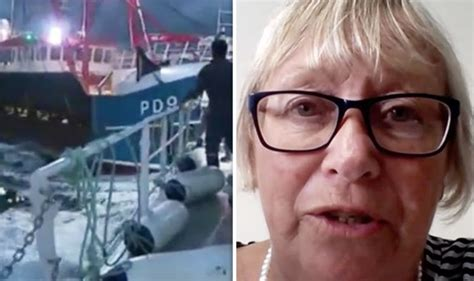 French Fishing Boat Attack by Brexit News Mp Outraged As French Attack British Fishing