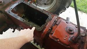 Ford Naa 1953 Tractor - Hydraulic Pump Test Part 1