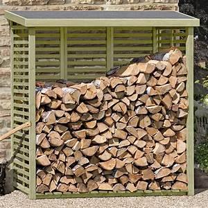 Wie Lange Muss Holz Trocknen : kaminholzregal kaminholzunterstand innen au en mit ~ Watch28wear.com Haus und Dekorationen