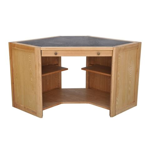 furniture bureau desk halo plum corner desk halo ash home office furniture
