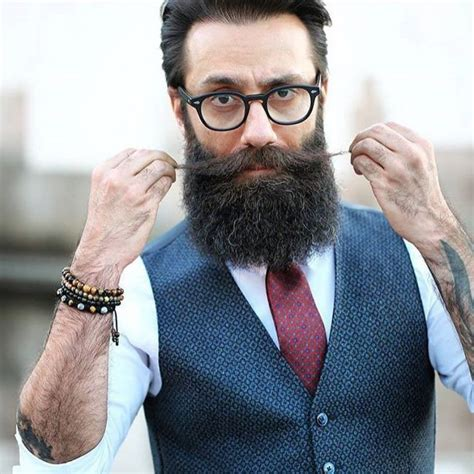 inspirational sexy beard styles keeping hot trendy