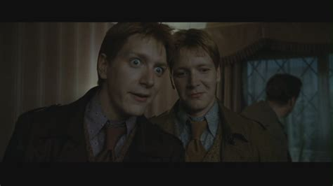 Fred And George In Deathly Hallows Pt 1 Fred And George Weasley Image 23115888 Fanpop
