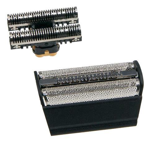 grille rasoir braun serie 3 grille et couteaux rasoir braun series 3 pour rasoir braun