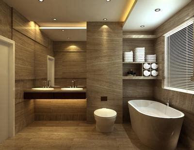 bathroom  glamorous  hotel plan  design