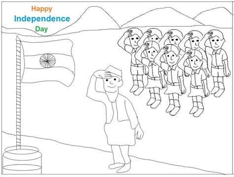 coloring pages  independence day