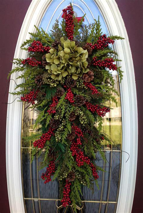 gorgeous christmas wreath winter wreath holiday