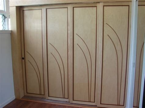 handmade sliding room divider  michael pratt woodworking