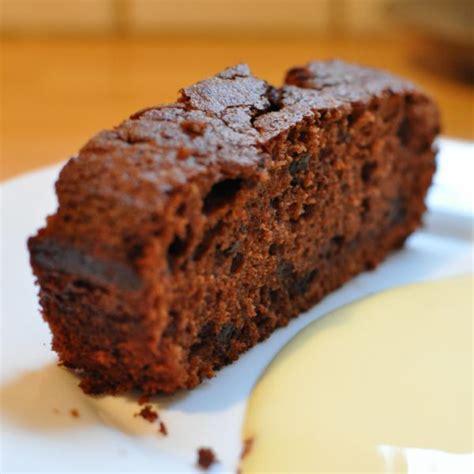 recette de cuisine avec cake au chocolat avec pépites de chocolat recette facile