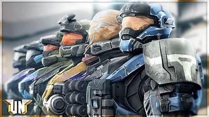 Halo Reach Pantalla Fondos Pc Noble Team